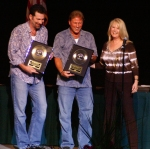 In 2006, Ken & Barry Somerville received gold records for their contribution to Sullivan Renaissance.
