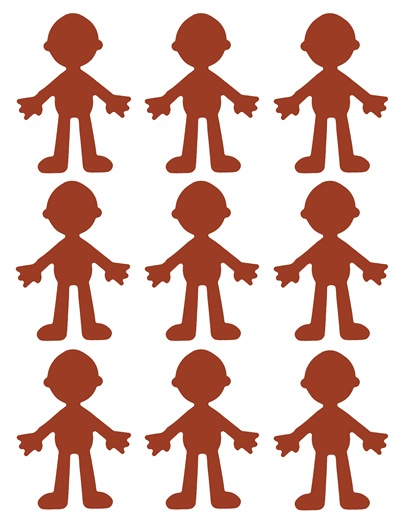 paper doll cut-outs 2