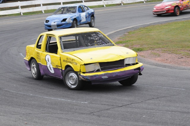 Four Bangers Chase The Checkered Flag The Catskill Chronicle