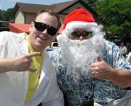 jason and Santa