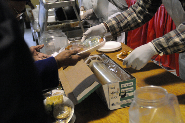 Soup Kitchen In Livingston County