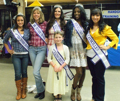 ... Anna Rose Mongiello from Monticello is Miss Teen Thunder Country, ...