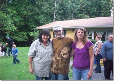 Kathy, Joe & Melanie