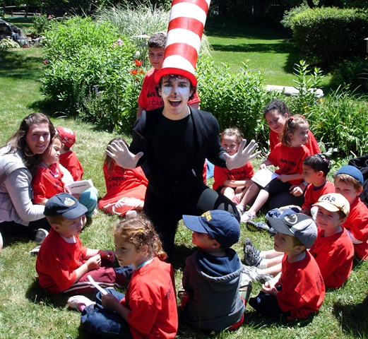 """Cat In The Hat Actors: Cute, Colorful """"Seussical"""" At Forestburgh"""