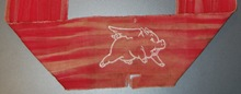 Hog Farm armband, 1969