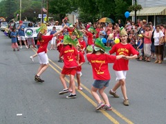Trout Parade