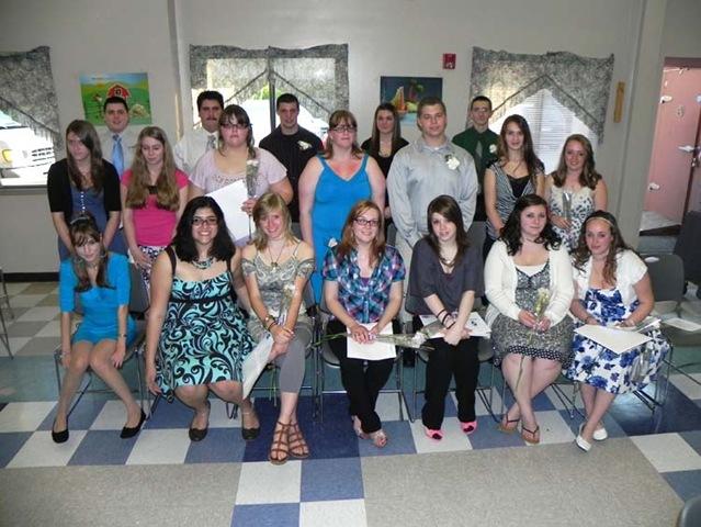 nationaltechnicalhonorsociety2011 2011 National Honor Society Inductees. natlhonsoc