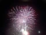 Fireworks Over Monticello Raceway