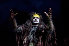 Luca Pisaroni as Caliban