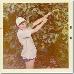 Janet, Kibbutz Ein Gev 1969