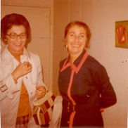 Mom and Edith 1972 001