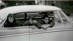 Waterston kids 1960 001