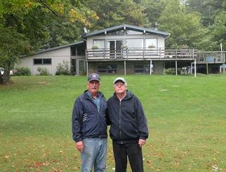 Gordon and Henry MacAdam