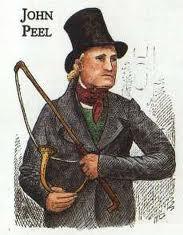 The hunter John Peel