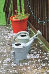 Hail on the front porch July 2014_reduced image