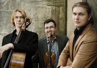 Hermitage Piano Trio - Sergey Antonov, Misha Keylin, Ilya Kazantsev
