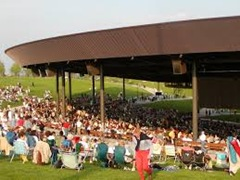 Lawn at Bethel Woods