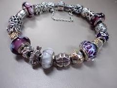 1- Pandora bracelet