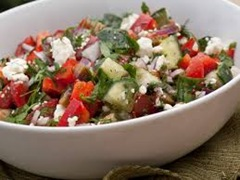Chopped Cypriot Salad