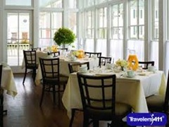 Delmonico dining room at Hotel Fauchere (1)