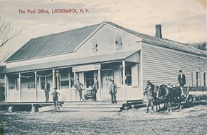 Lackawack p.o.