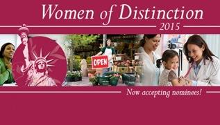 Woman of Distinction 2015 (2)