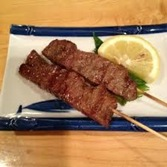 14. Grilled tuna belly
